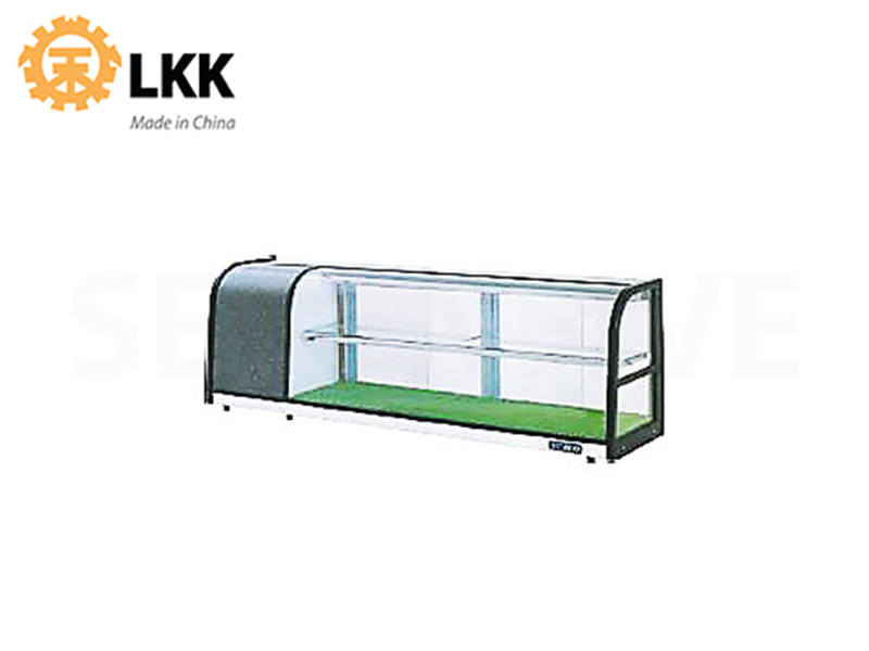 DOUBLE DECK SUSHI CASE 1.2 M, 220V 438W
