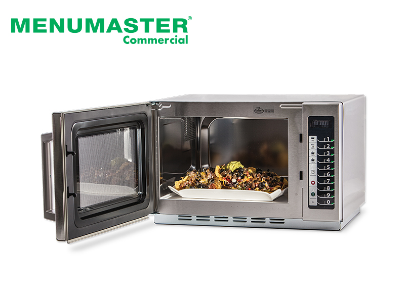 Menumaster Rcs511ts Commercial Microwave Oven