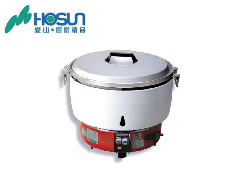 GAS RICE COOKER 10 LITRES