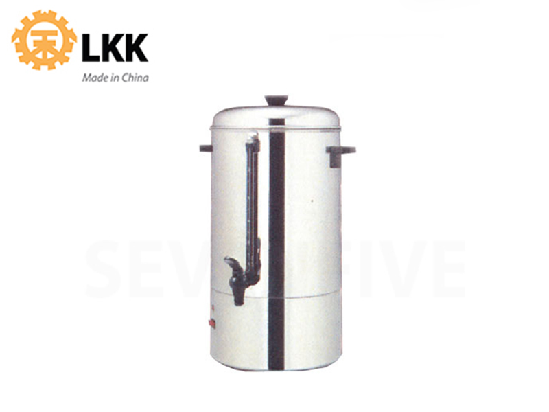 STAINLESS STEEL COFFEE URN (15 LITRE = 100 CUPS), 220V 1500W