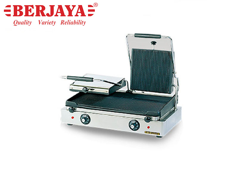ELECTRIC CONTACT TOASTER - DOUBLE STRIPED