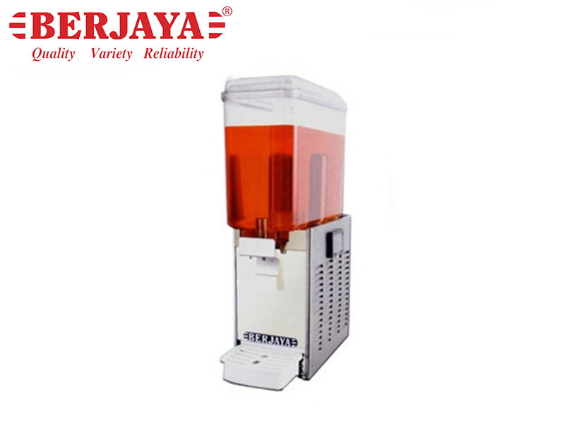 JUICE DISPENSER 1 BOWL x 18.9 LTS. - JET SYSTEM