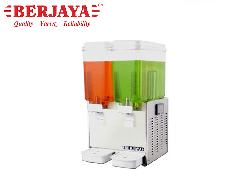 JUICE DISPENSER 2 BOWLS x 18.9 LTS. - JET SYSTEM