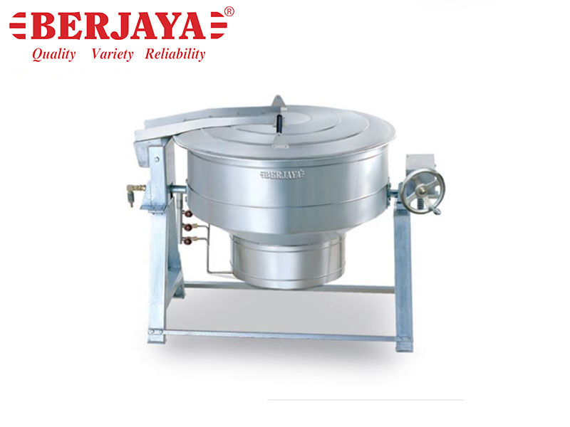 S/S GAS TILTING KETTLE