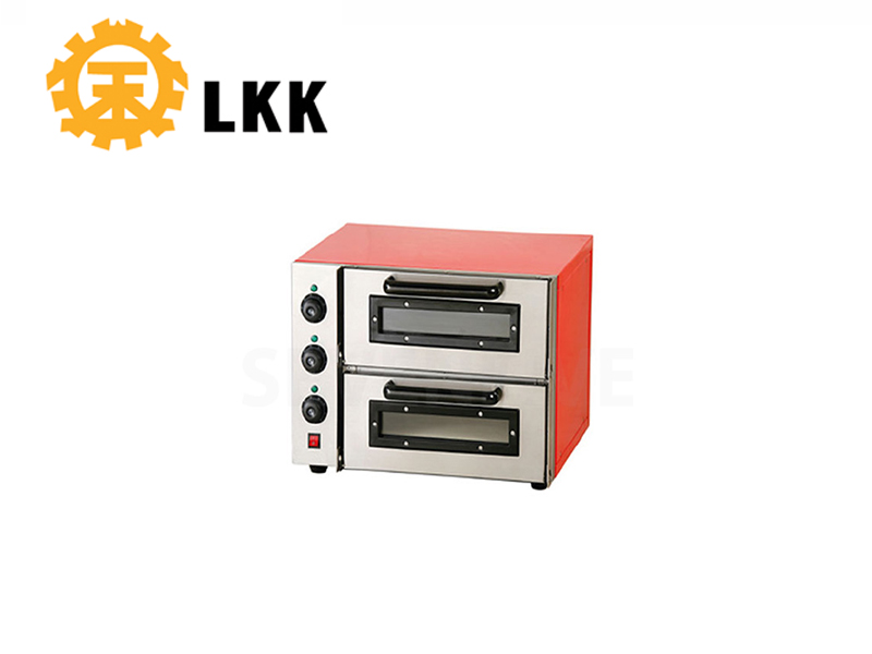 ELECTRIC PIZZA OVEN 2-DECK (12