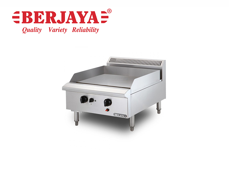 STAINLESS STEEL GAS GRIDDLE