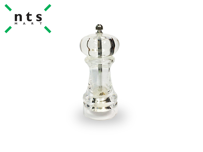ACRYLIC PEPPER & SALT GRINDER
