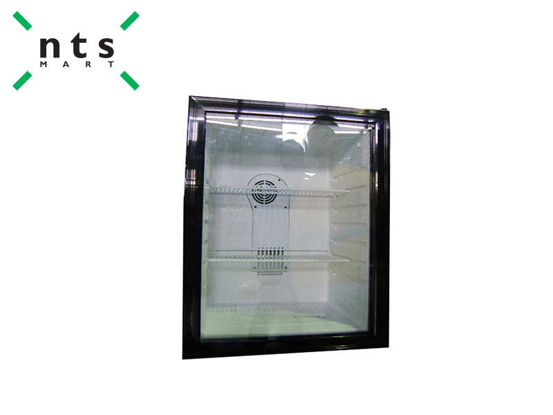 TRANSPARENT GLASS DOOR MINI BAR 65 L