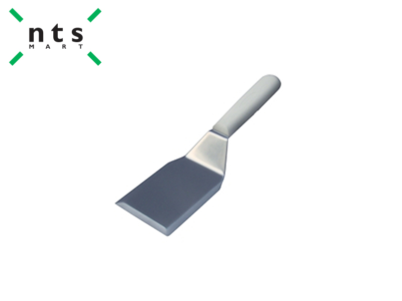 SPATULA WITH PLASTIC HANDLE SMALL