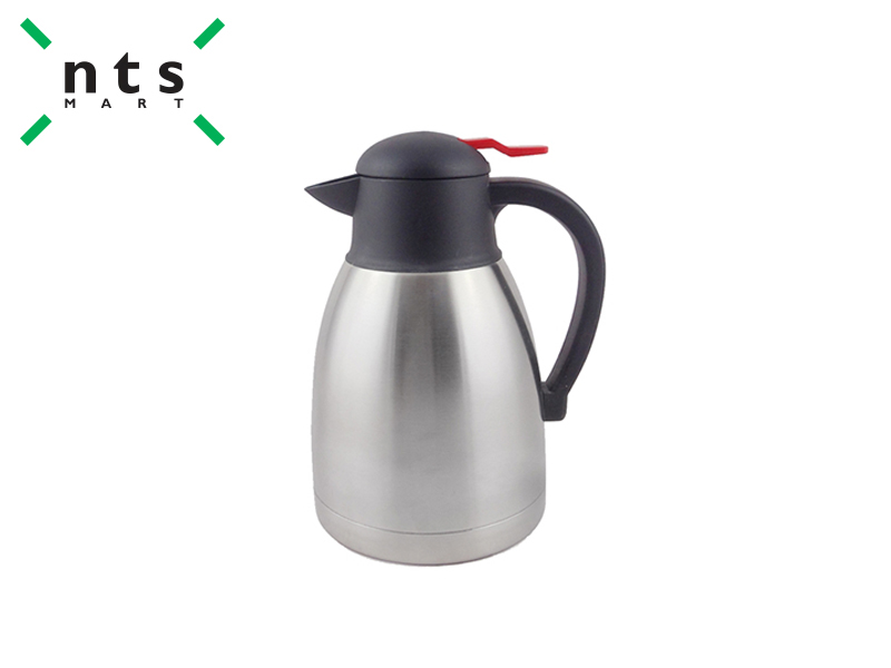 DOUBLE WALL VACUUM COFFEE POT 1.0 L