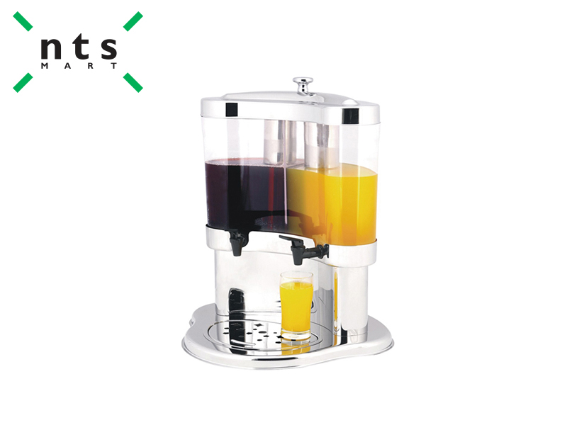 DOUBLE JUICE DISPENSER / MOON BAY 5 L X 2 PC