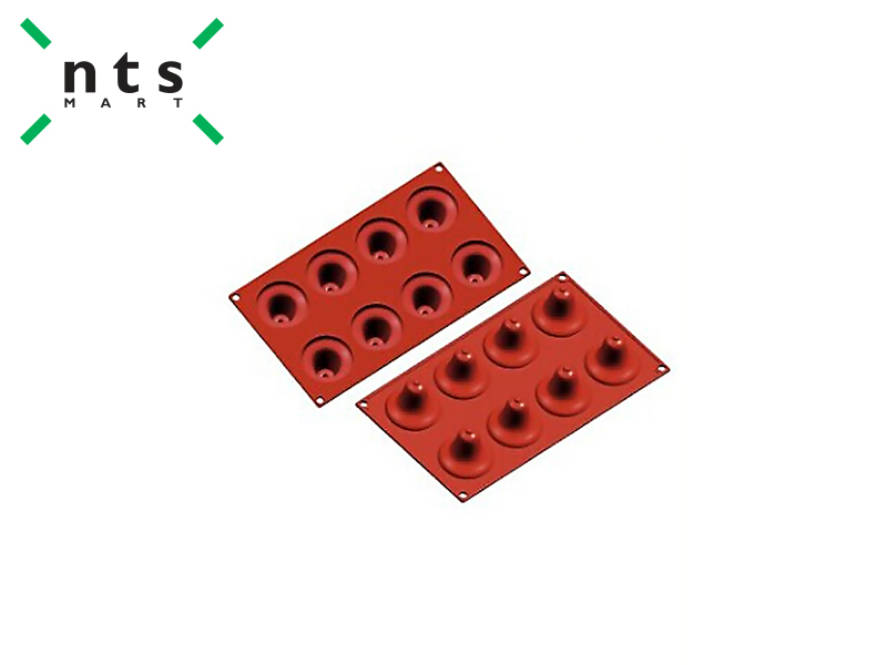SILICONE RUBBER BAKING MOULD