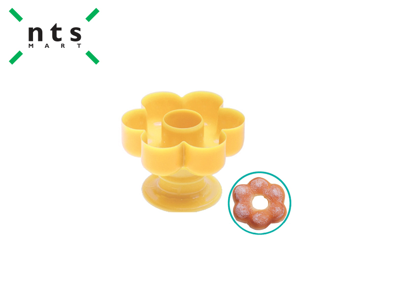 DOUGHNUT CUTTER-FLOWER