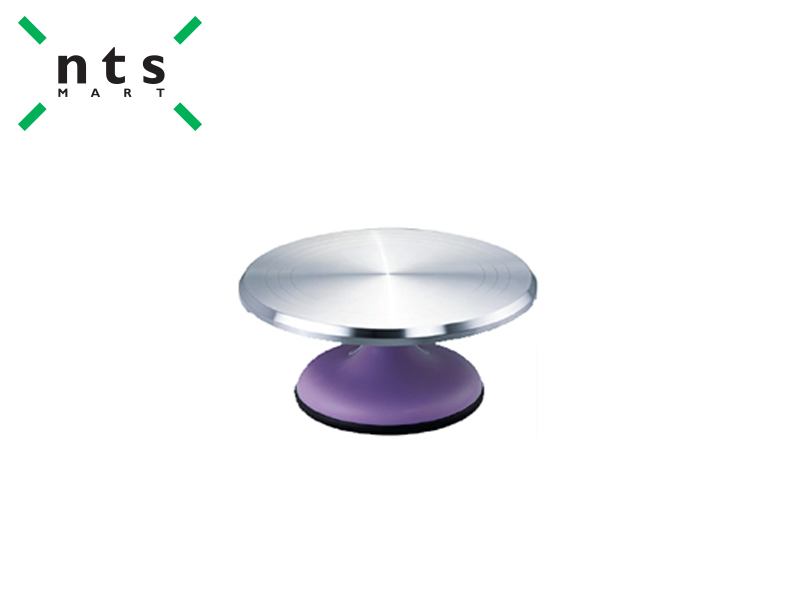 CAKE STAND (LILAC)