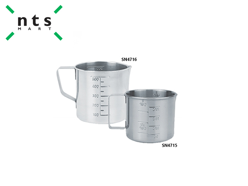 STAINLESS STEEL MEASURING CUP (500 CC)