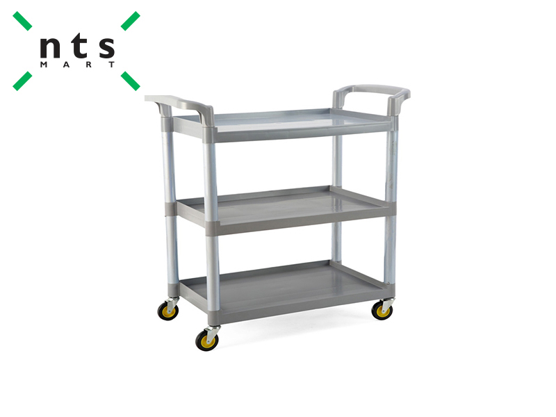 THREE-LAYER MULTIPURPOSE CART