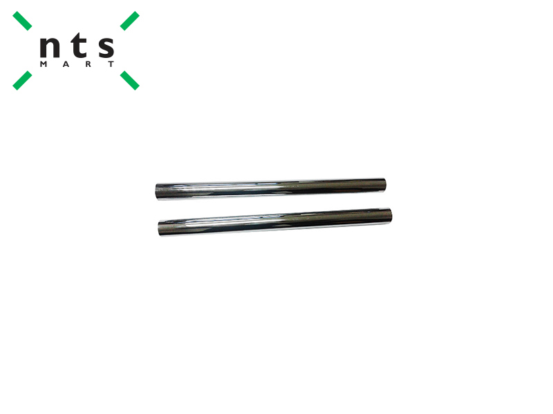 STRAIGHT STEEL TUBE (PAIR)