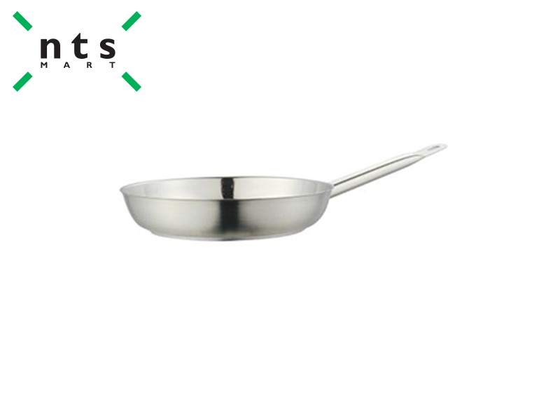 FRYING PAN WITH COMPOUND BOTTOM