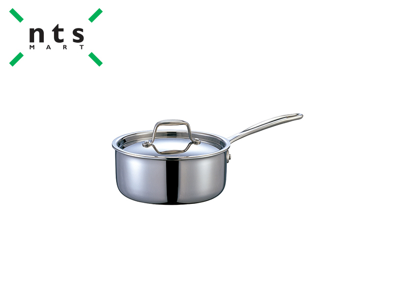 COMPOUND STEEL PAN WITH HANDLE