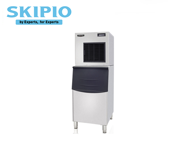 ICE MAKER MACHINE WITH BIN (INCLUDE W/R FILTER)