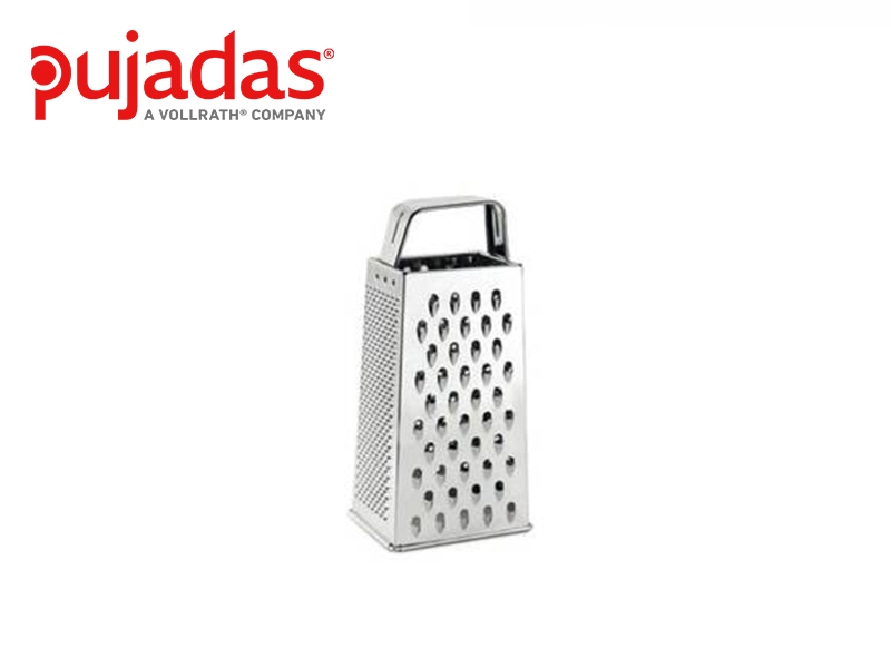 S/S 304 4 WAY GRATER 18% CHROME