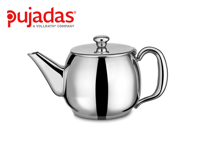 S/S 304 TEA POT WITH FILTER