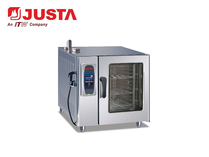 10-TRAY ELECTRIC COMBI OVEN (TOUCH SCREEN)