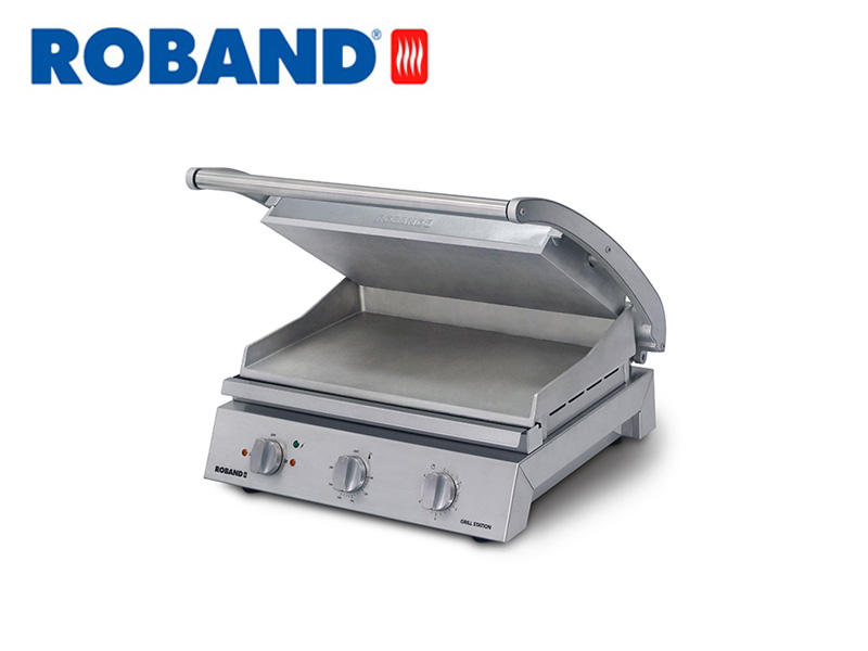 CONTACT GRILL SMOOTH TOP PLATE 8 SLICES
