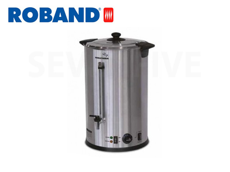 DOUBLE SKINNED HOT WATER URN - 10 LITRE