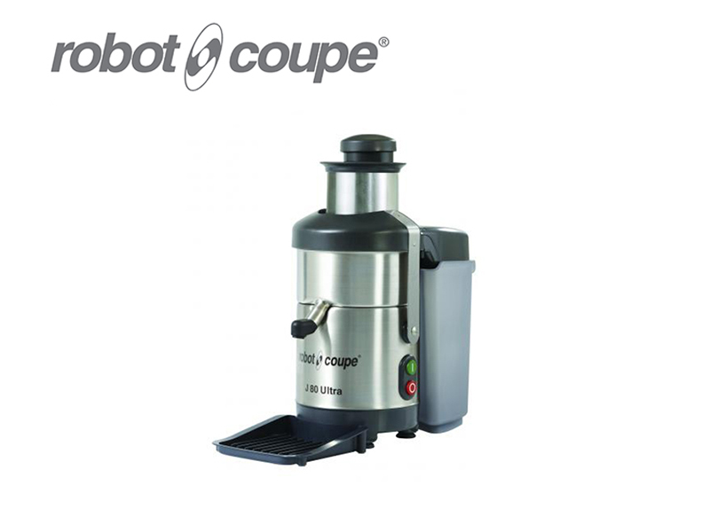 CENTRIFUGAL JUICER WITH AUTOMATIC FEED CAPABILITY 6.5 L
