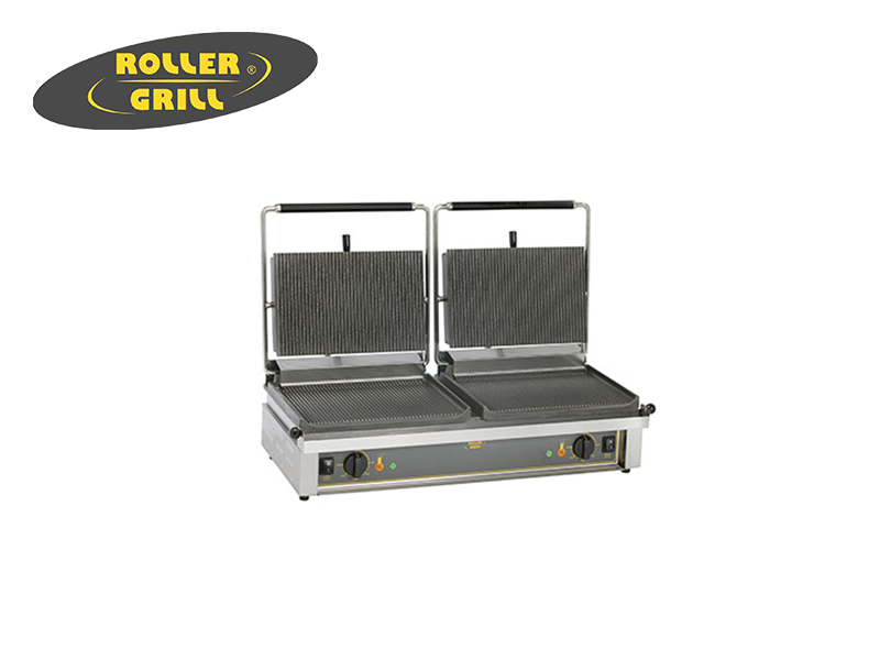 ELEC. DOUBLE CONTACT GRILL