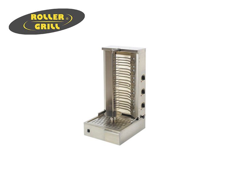 ELEC GYROS GRILL SPIT HEIGHT:800 MM.