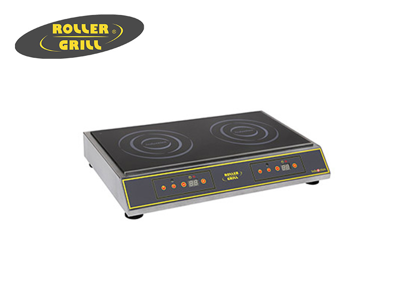 DOUBLE INDUCTION COOKER