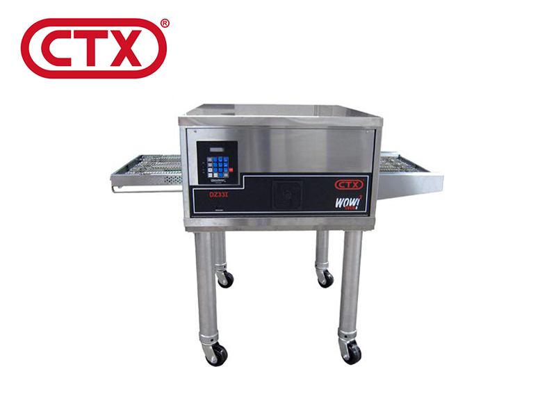 CTX ELECTRIC CONVEYOR OVEN,DOUBLE DECK WITHOUT STAND