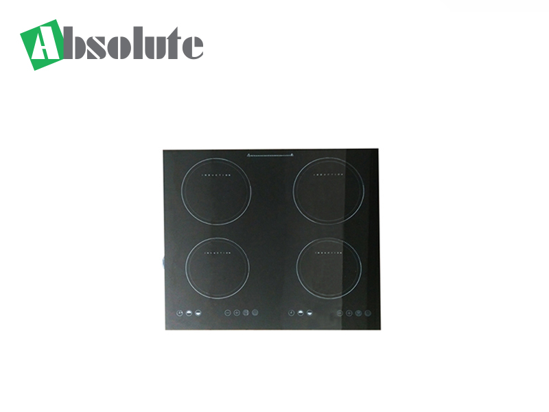 INDUCTION COOKER WOK 4 HEATING ZONE