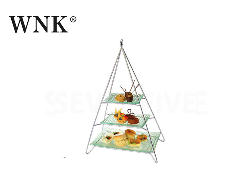 AFTERNOON TEA STAND SIZE 33.5x21x51.5 CM