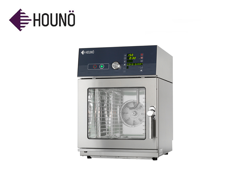 ELECTRIC COMBI OVEN WITH HANDSHOWER & PROBE