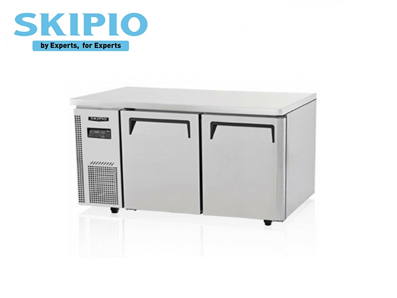 2 DOORS UNDER COUNTER CHILLER S SERIES WITH LEGS