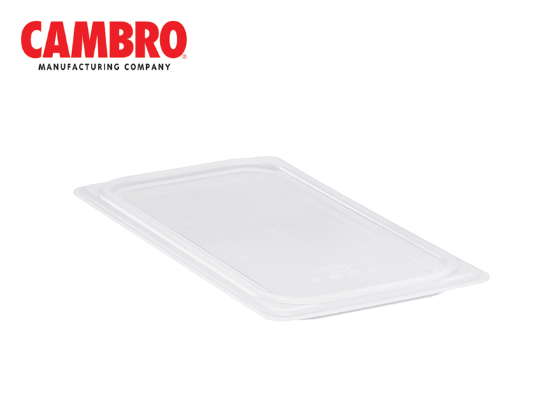 TRANSLUCENT SEAL COVER , POLYPROPYLENE GASTRONORM LID FOOD PAN SIZE GN 1/3