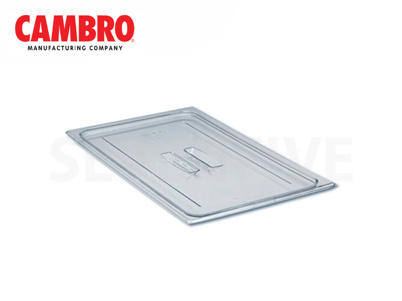 CAMWEAR POLYCARBONATE LID COVER WITH HANDLE 1/1 , CLEAR