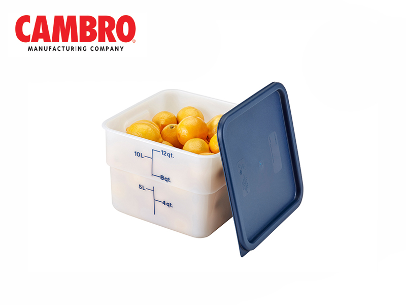 COVER FOR FOOD CONTAINER, MIDNIGHT BLUE