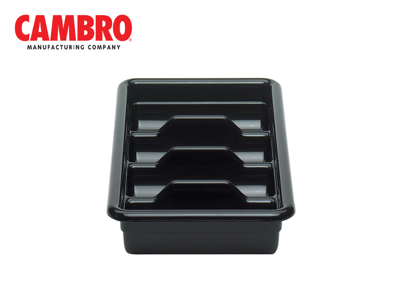 CAMBOX REGAL FOUR COMPARTMENT CUTLERY BOX
