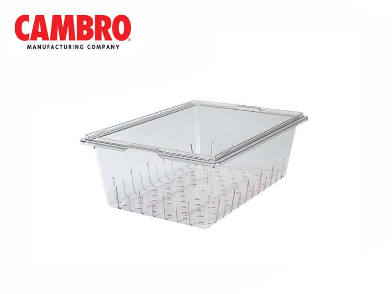 CAMWEAR POLYCARBONATE COLANDER, CLEAR
