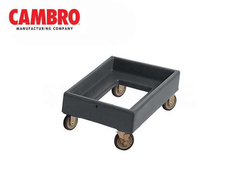 CAMDOLLY FOR PIZZA DOUGH BOXES, GRAY