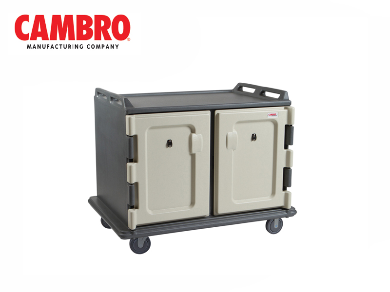 MEAL DELIVERY CARTS FOR TRAY SERVICE