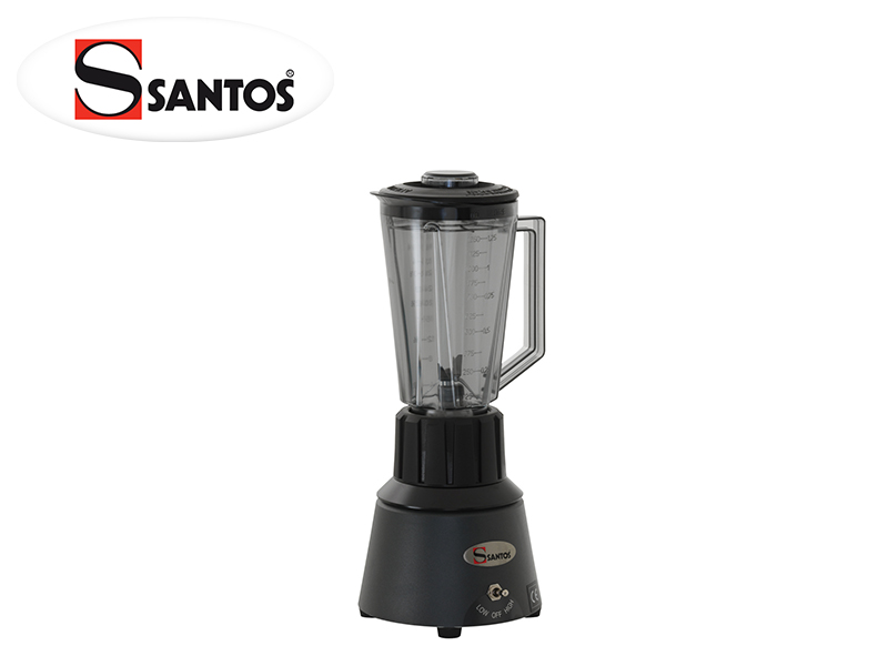 BAR BLENDER 1.25 LTS POLYCARBONATE CONTAINER PAINTED 220 V 600 W 13000 RPM ,PAINTED BASE GREY