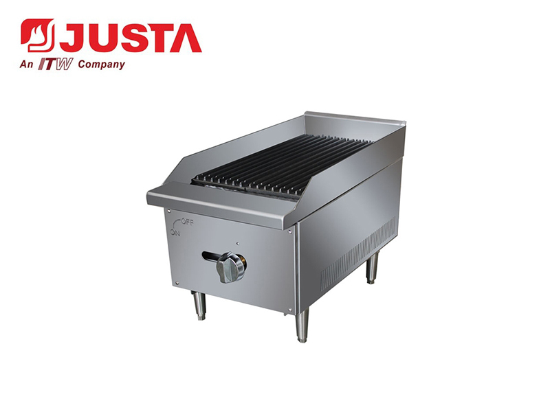GAS THERMAL RADIANT GRILL 15