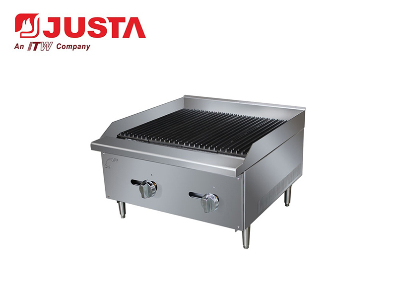 GAS THERMAL RADIANT GRILL 24