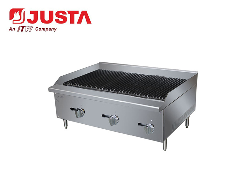 GAS THERMAL RADIANT GRILL 36