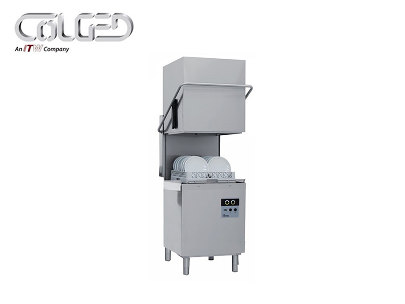 COMMERCIAL HOOD TYPE DISHWASHER {INCLUDE W FILTER / R FILTER}